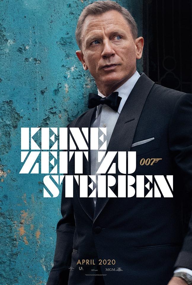 Wieviele Bond Filme Gibt Es